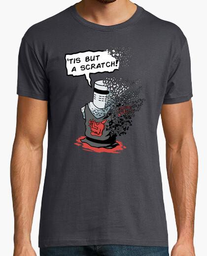 Infinity scratch! t-shirt