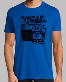 Informtico free time - boy