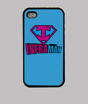 inframan, iphone.