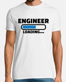 ingénieur chargement