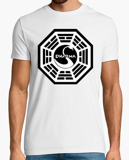 Camiseta Iniciativa Dharma - Estación Cisne