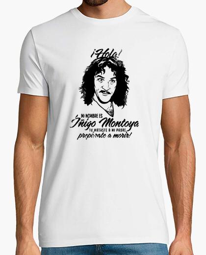 Camiseta Iñigo Montoya