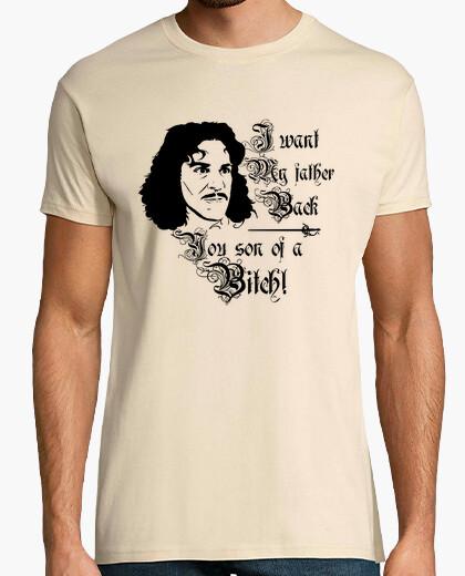 Camiseta Inigo Montoya (ENG)
