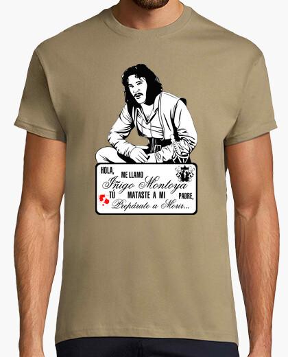 Camiseta Iñigo Montoya (La Princesa Prometida)