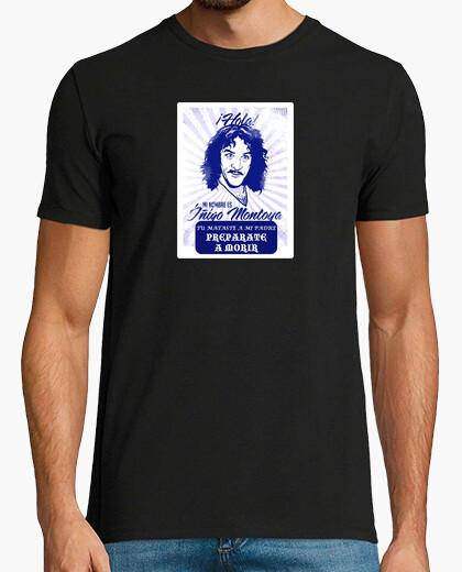 Camiseta iñigo montoya, la princesa...