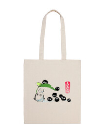 ink forest tote