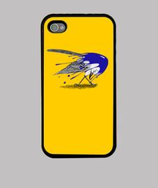 Inked mockingbird