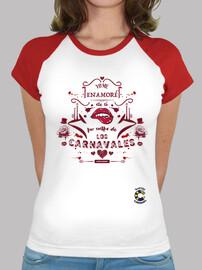 Inmortales Camiseta Mujer