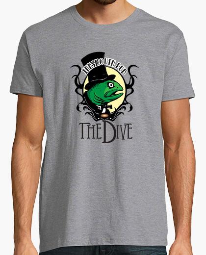 Camiseta INNSMOUTH PUB - THE DIVE