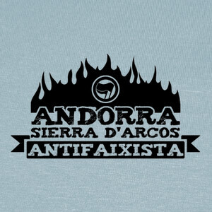 Andorra Antifaixista T-shirts
