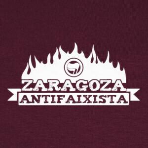 Zaragoza Antifaixista T-shirts