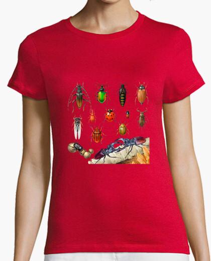 Camiseta Insectos