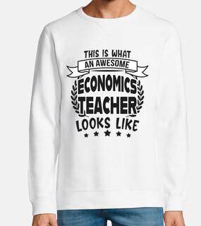 insegnante di economia divertimento deg