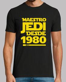 Insegnante di Jedi dal 1980