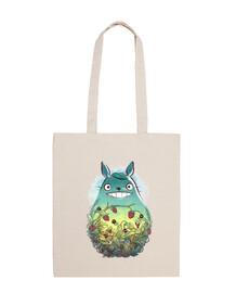 Inside forest bag
