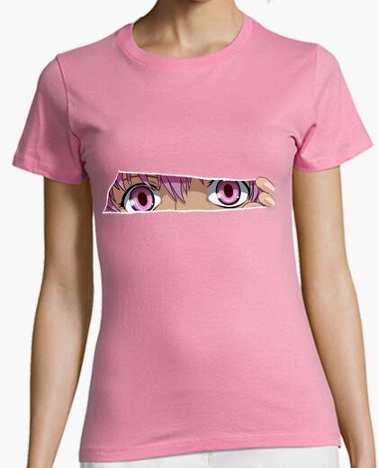 Camiseta Inside manga girl