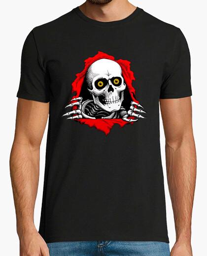 Camiseta Inside skeleton