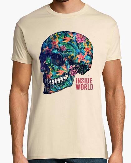 Camiseta Inside World V01