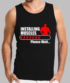 installazione muscoli