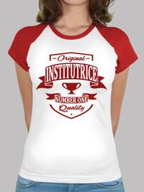 Institutrice