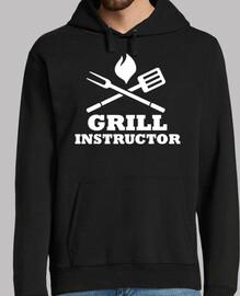 instructeur de grill