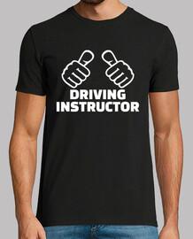 instructor de manejo
