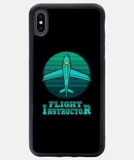 instructor de vuelo instructor de pilot