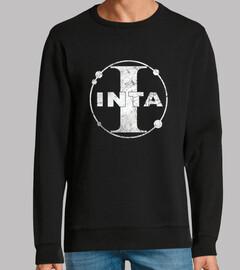 INTA Spanish Space Agency Vintage White