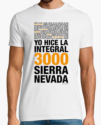 Camiseta Integral de los 3000 Sierra Nevada Plus