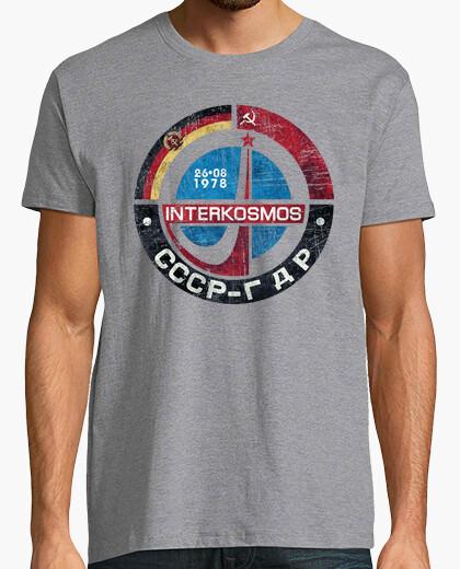Camiseta Interkosmos CCCP RDA