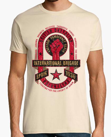 Camiseta Internationa Brigade - British...