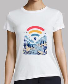 internet explorer shirt damen