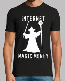 Internet Magic Money (White)