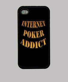 internet poker addict