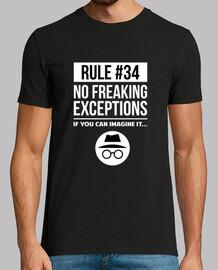 Internet rules T-shirt