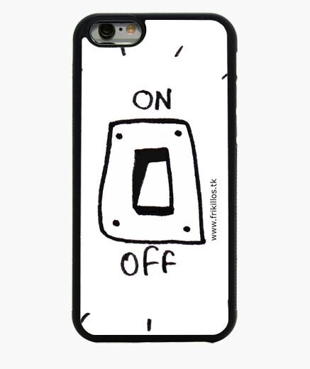 Funda iPhone 6 / 6S Interruptor