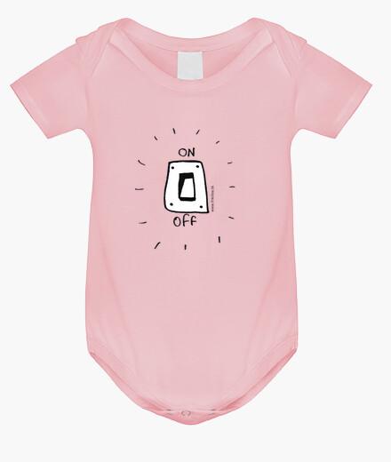 Abbigliamento bambino interruttore