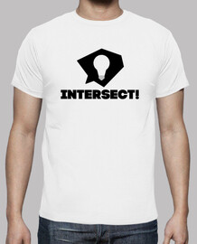 Intersect! en negro - Alternativo