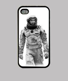 interstellar - cooper alone iphone 4 / 4s