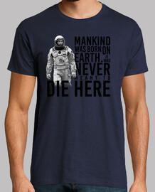 interstellare - cooper e umanità