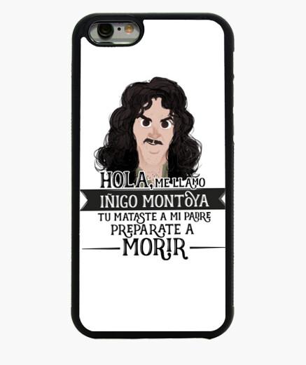 Iñigo Montoya - Funda iPhone 6 / 6S 6, negra