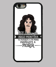 Iñigo Montoya - Funda iPhone 6, negra