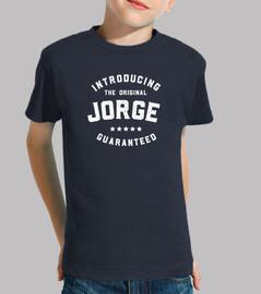 introducing the original jorge