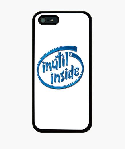 Coque iPhone inutile l'intérieur