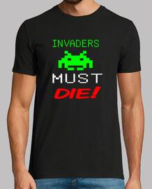 Invaders must die!