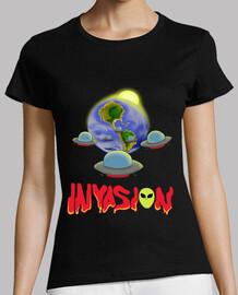 invasion  femme