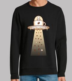 invasione di caffè alieno