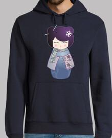 inverno kokeshi