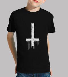 Inverted cross