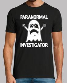 investigateur paranomal de chasse de fantôme